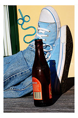 shoes-a-beverage-and-something-blue