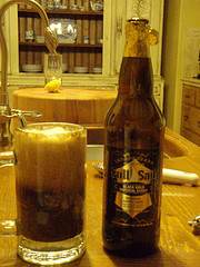 Stout Float...mmmmmmmm....