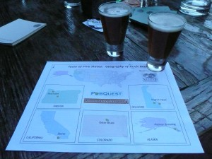 Geography of Beer event at Stone