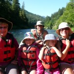 Perfect Summer memories: WEB & ROW Family Raft & Craft