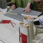 Learn to sew & taste at Swig & Stitch