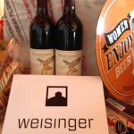 Delicious Weisinger's Wine