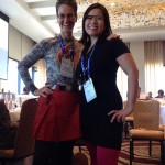 Great people who expand my world = what I love, like Jennie/Dr. Chenergy (GABF 2014)
