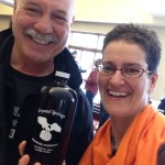 Tom Horst/Crystal Springs Brewing & Ginger at BBBB 2014
